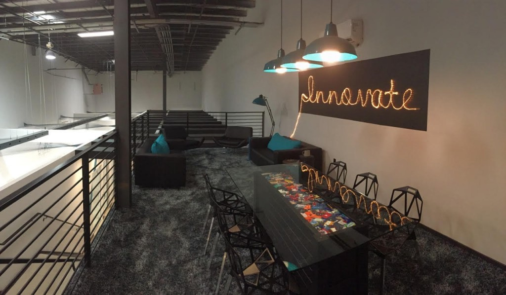 innovate lounge